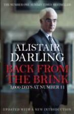 BACK FROM THE BRINK - NEW PAPERBACK BOOK