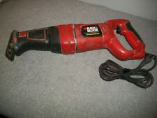 BLACK & DECKER RS500-CA 7.5 Amp Reciprocating Saw - Used - See Condition Notes