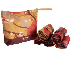 Envirosax Pouch Reusable Bags 5 Pack - BLOOM - RARE - NWT
