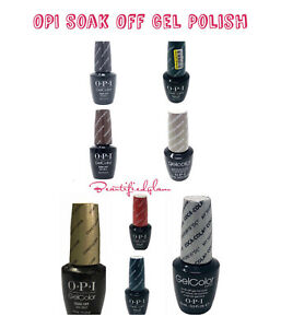 OPI GEL Color Soak Off Nail Polish (15ml/0.5oz), 69 Colors to choose from