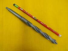 """1 MORSE TAPER SHANK .530"""" DRILL BIT lathe mt mill tool USA stepnose"""
