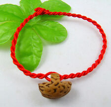 Red line weaving Peach-pit basket Tibetan Buddhism blessing Bracelet