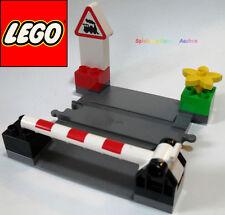 LEGO DUPLO Bahnschranke Bahnübergang Eisenbahn Schranke 5608 5609 10507 10508