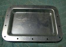 """Custom Case Hardware - 5""""x7"""" Zinc Dish - CCN1482 - 14 Hole - Case Parts"""