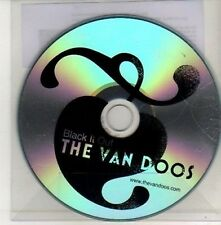 (CU425) The Van Doos, Black It Out - 2012 DJ CD