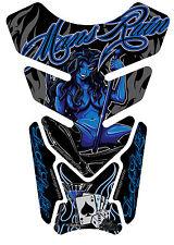 CBR GSXR ZXR YZF Devil Motorcycle Tank Pad Motografix 3D Gel Protector
