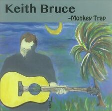 "Keith Bruce ""Monkey Trap"" CD south carolina Country Rock Urban Funk NEW/Sealed"