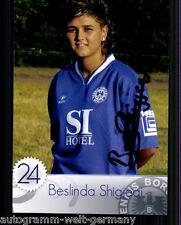 Beslinda Shigjeqi Tennis Borussia Berlin Top Foto Original Signiert +A49792