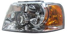 03 04 05 06 Expedition Left Driver Headlight Headlamp Lamp Light