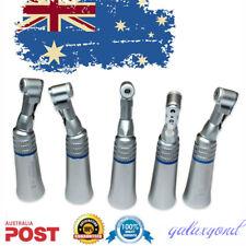 5pcs NSK type Dental Slow Low Speed Handpiece Contra Angle E-Type Latch Burs AU