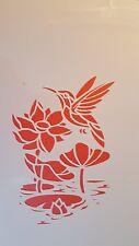 1560 Schablonen Vogel Vintage Stanzschablonen Flex Schablonen Shabby Stencil