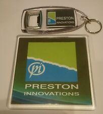 Preston Innovations Coaster & Portachiavi Pole Galleggiante Seat Box bagagli Borsone Linea