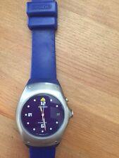 Seiko Kinetic Watch - Blue - Semi-Working Condition