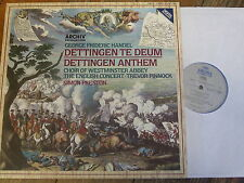 410 647-1 Handel Dettingen Te Deum etc. / Preston