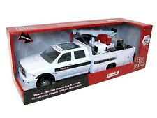 Big Farm Ram 3500 Servive Truck with Lights and Sound 1/16 Scale Ertl Toy