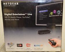 NETGEAR Digital Entertainer Live (Black) (New)