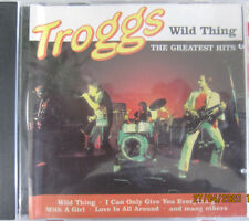 CD;Troggs, Wild Thing - The greatest Hits, Sehr Gut