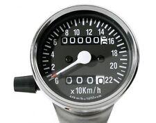 Mini Tachimetro 2:1 NERO 60 mm