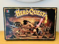 HeroQuest board game - Mint condition unpainted complete Hero Quest Plus Extras