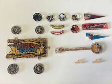 Williams Medieval Madness Pinball Machine Catapult Promotional Plastic Set - New