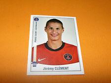 380 JEREMY CLEMENT PARIS SAINT-GERMAIN PSG PANINI FOOT 2011 FOOTBALL 2010-2011