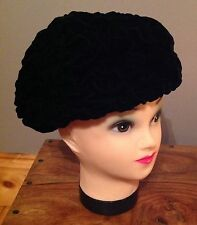 Pillbox Tailored Vintage Hats for Women