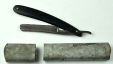 VTG STRAIGHT RAZOR CROWN SWORD TRADE-MARK MADE IN GERMANY