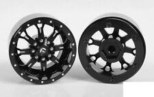 """RC4WD carburant Offroad Krank 1.7"""" Verrou de talon roues Z-W0256 Noir Off-Road NEG Offset"""