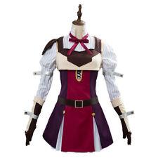The Rising of The Shield Hero Raphtalia Cosplay Costume Girl Fancy Dress