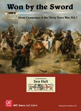 GMT: Won by the Sword: Great Campaigns of the Thirty Years War, Vol 1 (New)