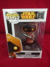 Pop Vinyl Star Wars Jawa 20 Rare
