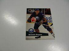 Benoit Hogue 1991 NHL Pro Set (French) card #17