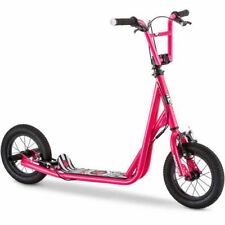Mongoose Scooter Kick Tricks BMX Freestyle Kids Outdoor Ride Pink NEW
