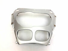 BMW 2002 R1100S FRONT UPPER TRIM HEADLIGHT PANEL COVER COWL