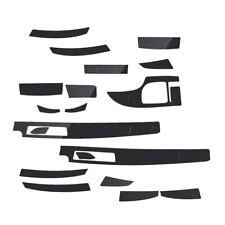5D Interior Carbon Fiber Vinyl Trim Sticker Decal Fit For BMW 5-Series E60 03-10