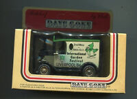 Lledo Days Gone 1984 Delivery Van Liverpool 84   die cast MIB
