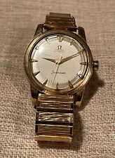 Vintage Omega Seamaster Automatic Wristwatch with Speidel Calendar Band