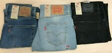 Original Levis 511 Mens Jeans  Slim Fit Blue, Blue Stone & Frog Eye colour