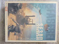 S.F.3.D & S.F.3.D II (SF3D + SF3D II) Ma.K wargame Hobby Japan two games one box