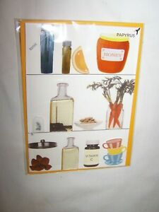 Papyrus Get Well Greeting Card and Envelope; Things to Help You Feel Better