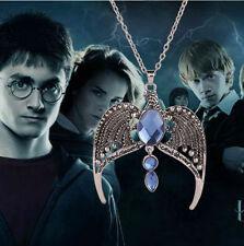 Ravenclaw Lost Diadem Tiara Crown Trendy Horcrux Pendant Harry Potter Necklace