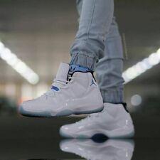 Nike Air Jordan 11 Legend Blue Size UK8.5 US9.5 E43 AJ11 White Light Breds
