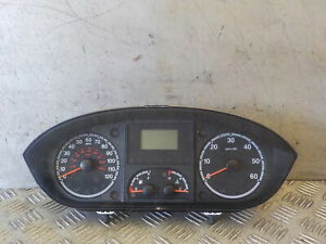 FIAT DUCATO 3.0 DIESEL 2007-2014 MANUAL SPEEDO CLOCKS 1358174080