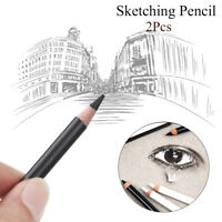 Charcoal Smooth Colored White Highlighter Sketching Pencil Painting Drawing Pen