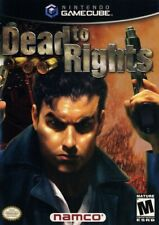 Dead To Rights Nintendo Gamecube Game Complete