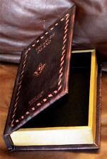 L'île au trésor secret souvenir Book Box Keepsakes Bijoux Bibelots bijou