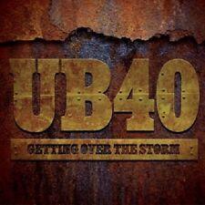 UB40 - GETTING OVER THE STORM  CD  13 TRACKS REGGAE  NEU