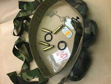 COMPLETE ARMY FANCY DRESS PARTY SET, Bullet Belt, DogTags, Camo RAMBO HEADBAND,