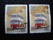 PORTUGAL - timbre yvert et tellier n° 1768 x2 obl (A28) stamp (U)