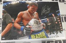 Anthony Pettis Signed UFC 20x30 Canvas Photo PSA/DNA COA 164 Picture Autograph 2